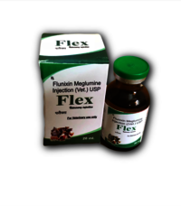 Flex Flunixin Meglumine Injection Veterinary Injection