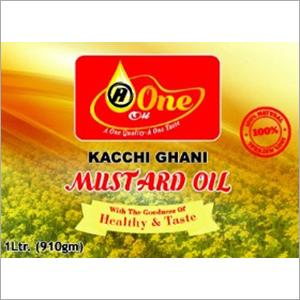 1 Ltr. Mustard Oil