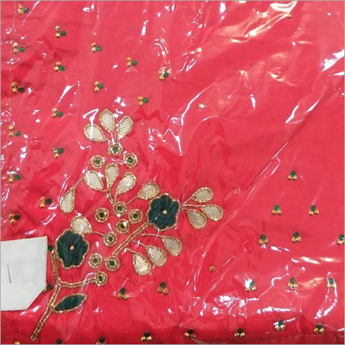 Ladies Sequin Work Saree