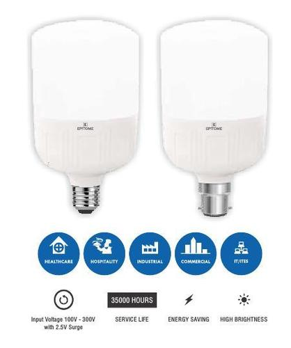 Led Higher Wattage Bulb (Al & Pc)