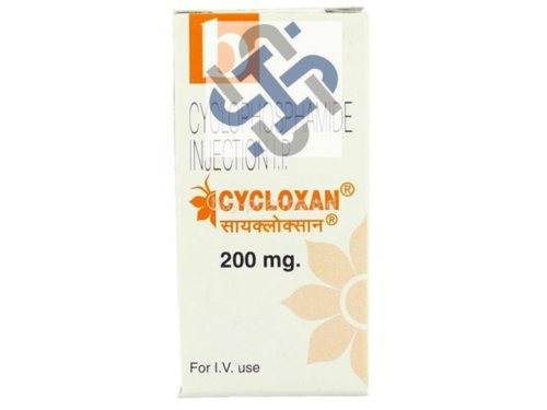 Cycloxan Cyclophosphamide 200mg Injection