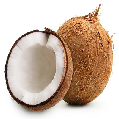 Fresh dry Coconut