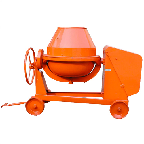 Manual Cement Concrete Mixer