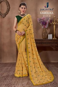 Fancy Silk Sarees