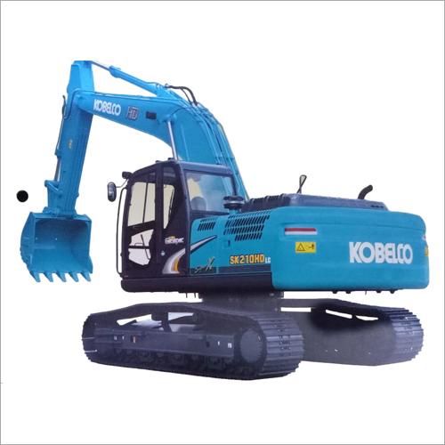 Excavators parts
