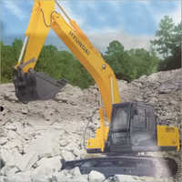 2000 RPM Excavator Machine