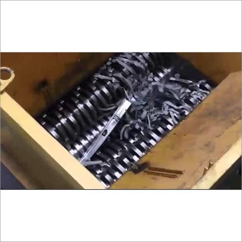 Metal Shredding Machine