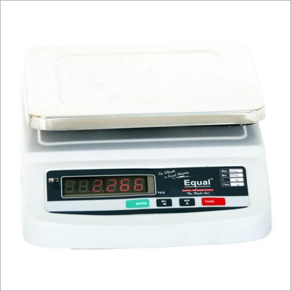 Plastic Anchor Electronic Platform Weighing Scale