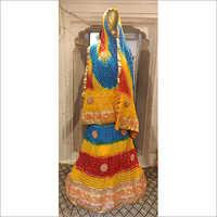 Jaipuri Style Lehenga