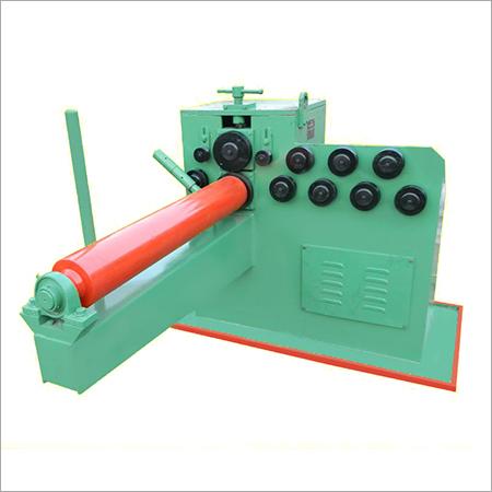 Wire Straightner Machine