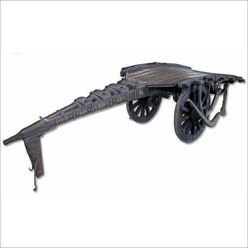 Wooden Antique Cart