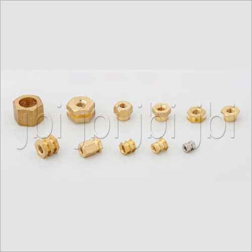 Brass Hex Roto Inserts