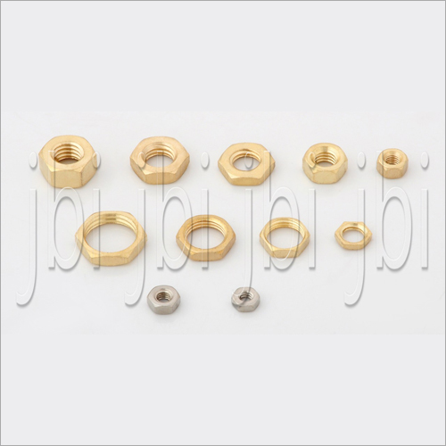 Brass Nuts