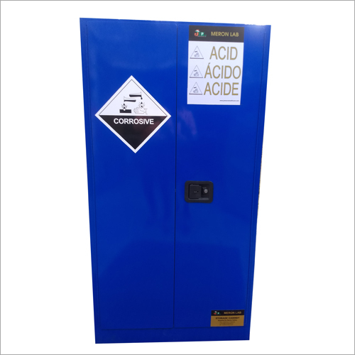Acid Proof Cabinet