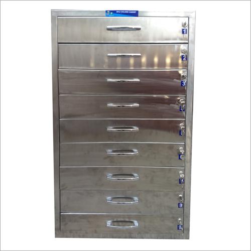 SS Column Cabinet