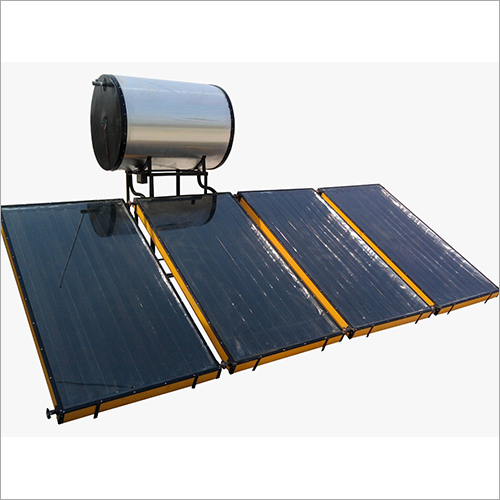 500 LPH Solar Water Heater