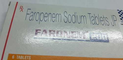 faropenem sodium tablets