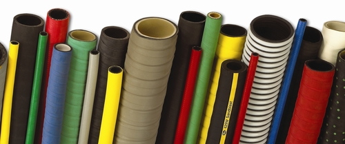 SILICON COATED CARBON FREE HOSES