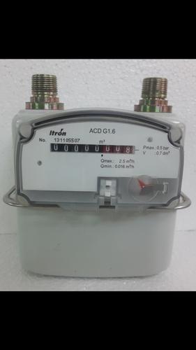 Biogas Plant Gas Flow Meter