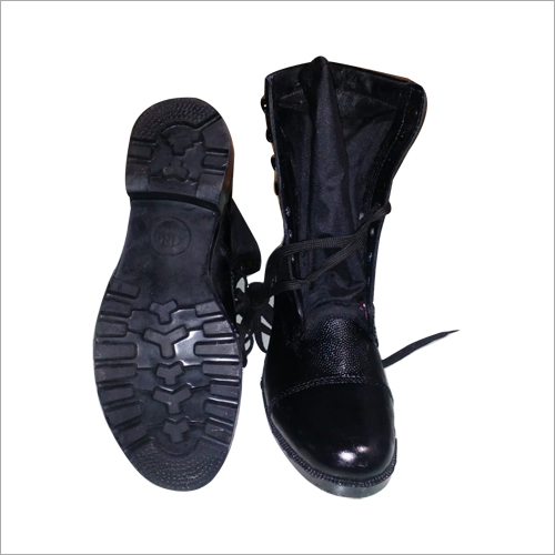 Leather Paira Boot