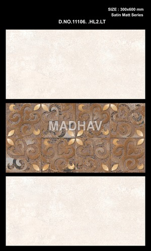 Ceramic Matt Wall Tiles