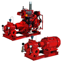 Horizontal Split Case Fire Fighting Pumps - UL Listed