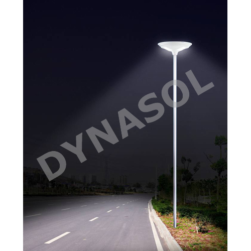 3000 Lumens Fully Automatic Remote Controlled All-In-One LED Solar Courtyard/Landscape Light