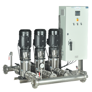 Pressure Booster Systems - Hydro pneumatic Systems