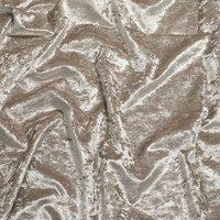 Crushed Velvet Fabrics