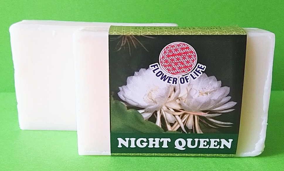 Night Queen Glycerin Soap