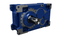 MAXXDRIVE Helical-bevel gear units – Helical Bevel Industrial Gear Box