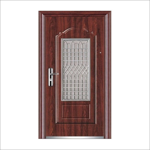 Galvanized Steel Doors