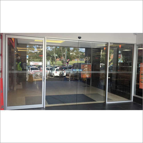 Commercial Entrance Automation