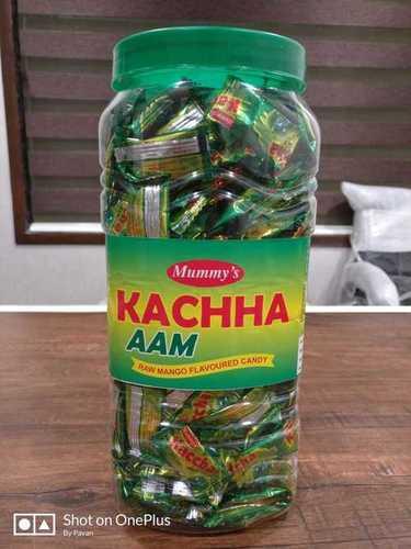 Green Mango Flavoured Candies