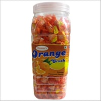 Orange Flavoured Candies