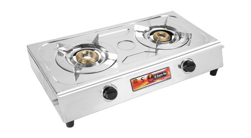 Two Burner Stove