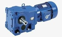 Bevel Helical Geared Motor - Bevel Helical Gear Box