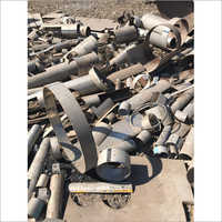 SS 316 Plate Cutting Scrap