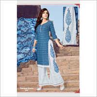 Ladies Printed Sharara Suits