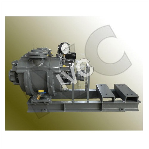 Vacuum Pump For Drying Filter Application
