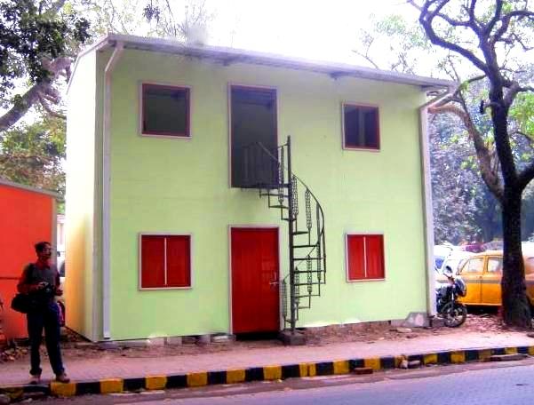 Prefabricated Farm Houses