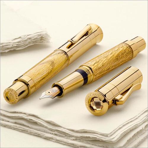 Oak Wood Fountain Pen