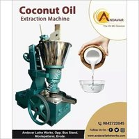 Coconut Oil Extraction Machine
