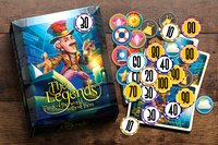 The legends  Game Cards