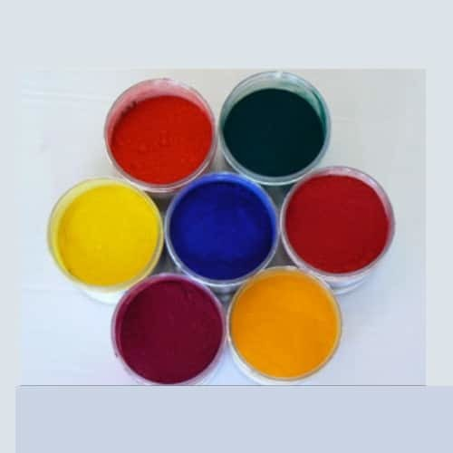 Pigment Color Paste And Emulsions