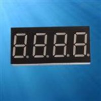 0.8 Inch Four Digit Numeric Display