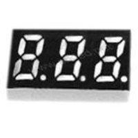 0.31 Inch Three Digit Numeric Display