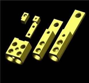 metal(Cu) parts