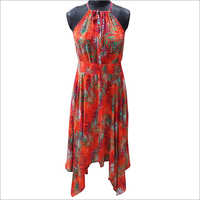 Ladies Beachwear Long Dress