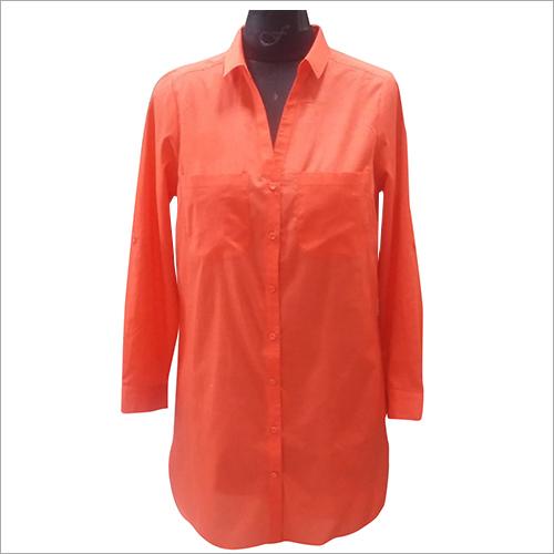 Ladies Fany Shirt Beachwear Dress
